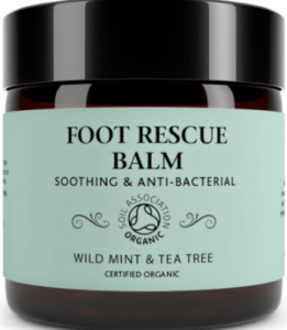 botanicals foot rescue review